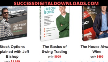 Bond Dvds For Traders (All 4 Programs)