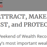 Dan Kennedy – Weekend of Wealth 2020 + Recession Rebound