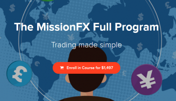 The MissionFX Full Program - Trading Made Simple