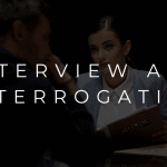 Interrogation & Interview - The Hughes Protocol