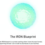 Alex Becker – Iron Blueprint