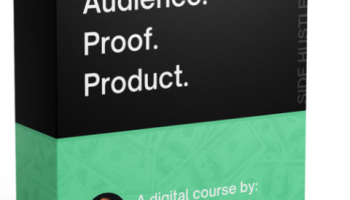 Justin Welsh – Idea Audience Proof Product-The Side Income Playbook